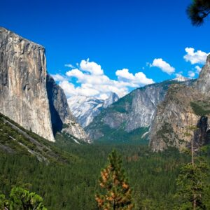 The valley - Yosemite - California