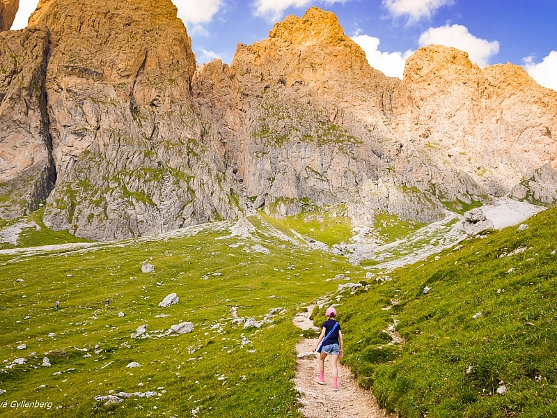 Italy-South-Tyrol-Dolomites-Hiking