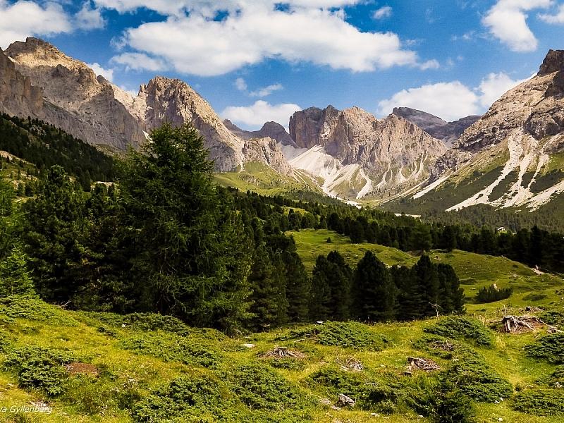 Italy-South Tyrol-Dolomites-Col-Raiser