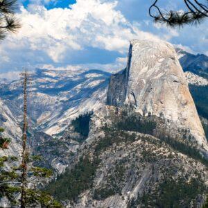 Half dome - Yosemite - California