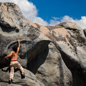 Climbing - Yosemite - California