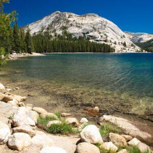 Tioga pass - Yosemite - California