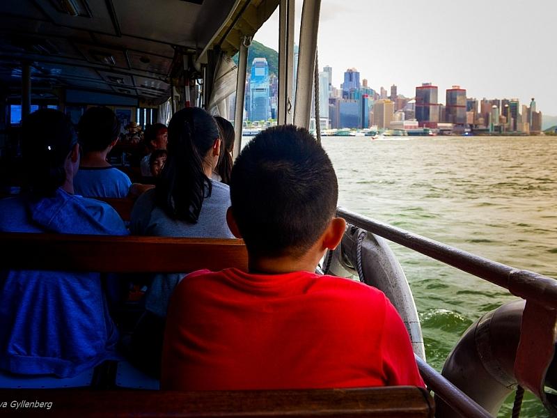 Star Ferries - Hong Kong