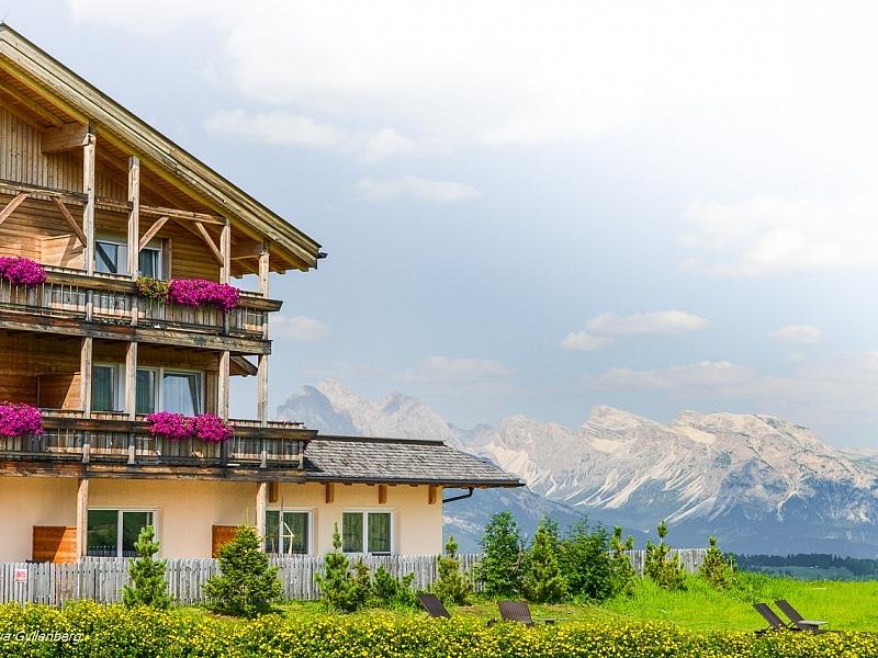 Italy-South Tyrol-Dolomites-Hotel