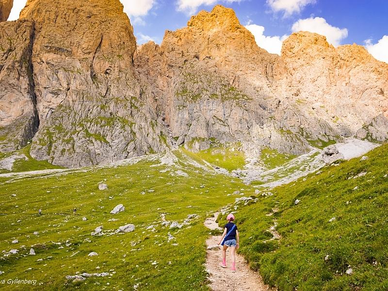 Italy-South-Tyrol-Dolomites-Hiking